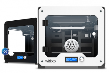 Witbox – stampante 3D