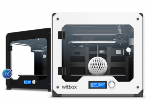 Witbox - stampante 3D